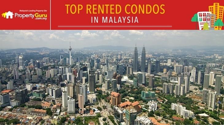 top rented condo malaysia